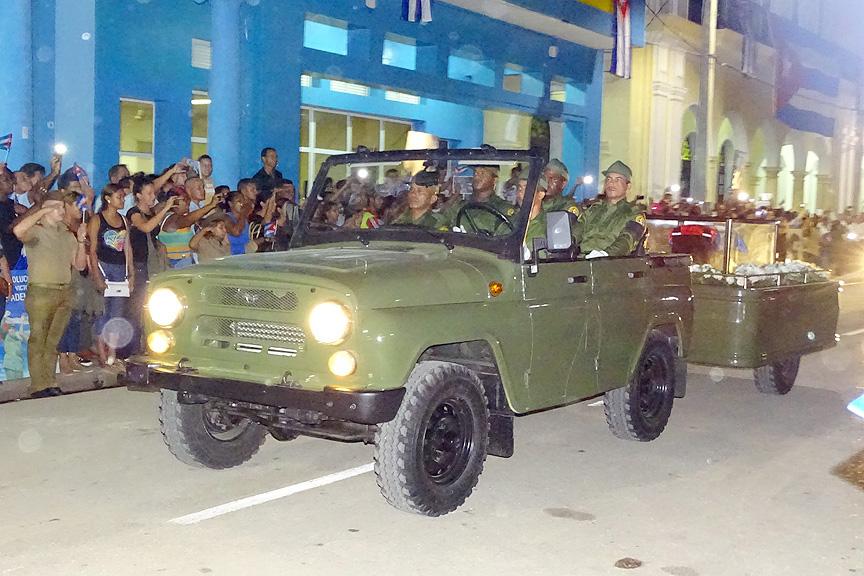 Fidel en Bayamo 2
