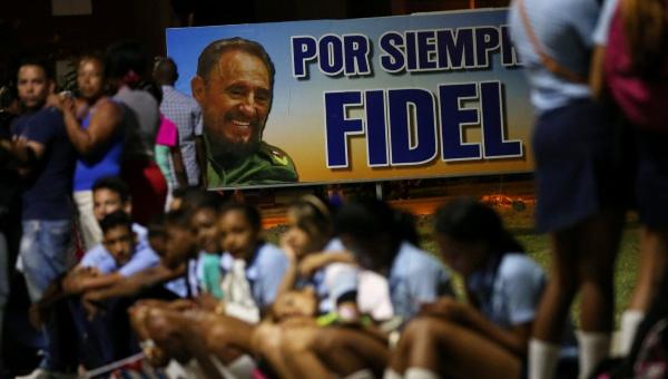 Más de 140 países homenajean al comandante Fidel Castro