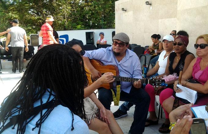 Artistas de Granma honrarán, esta noche, la presencia imborrable de Fidel (+ fotos y video)