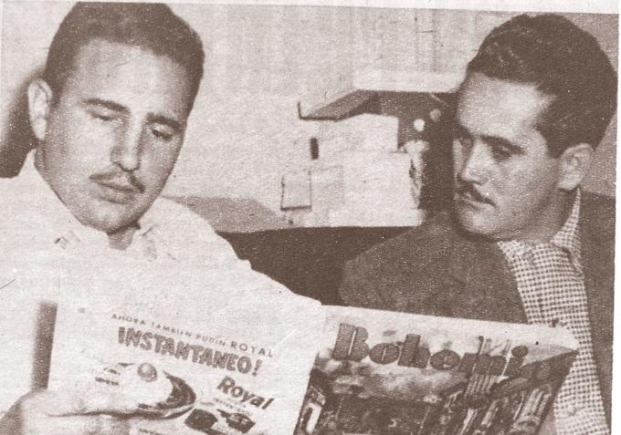 Juan Manuel Márquez, en el Granma y en la historia
