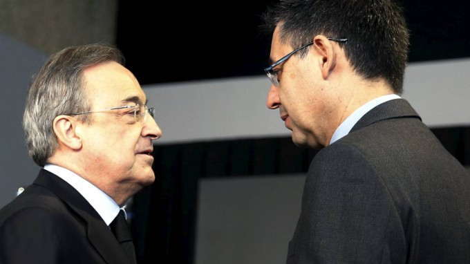 Florentino y Bartomeu