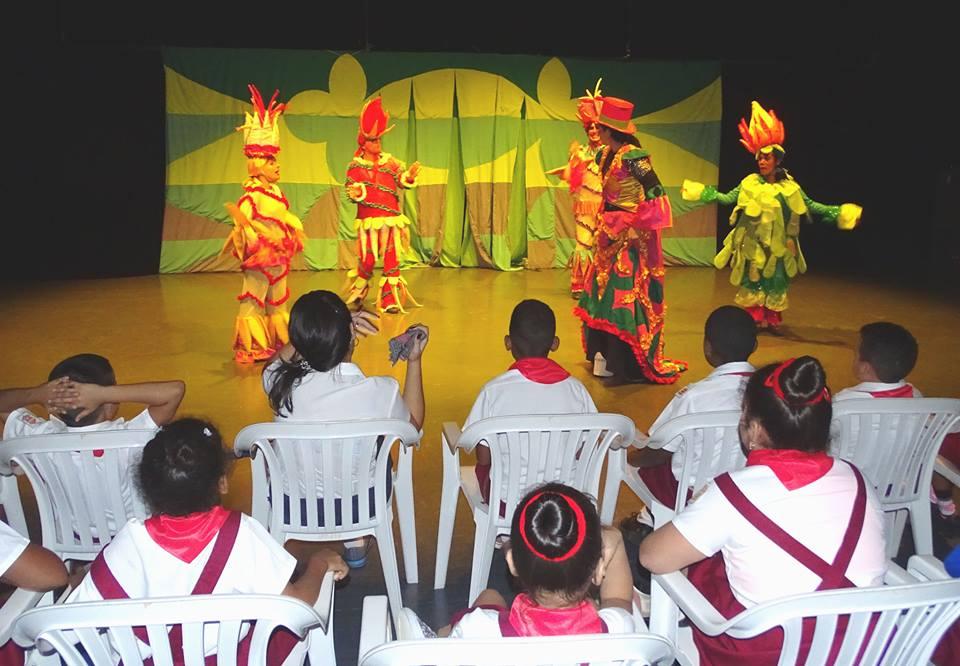 Regresa a Bayamo Galápago, del Guiñol de Holguín