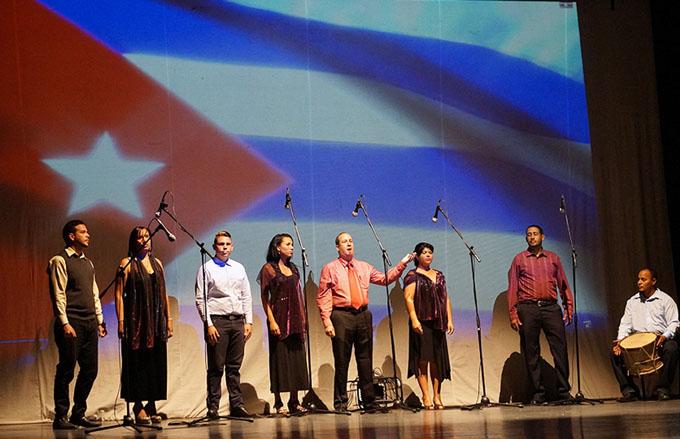 Canto a Fidel desde Bayamo