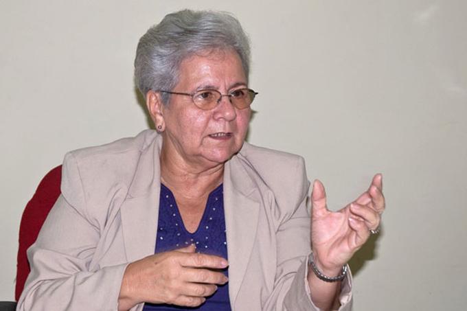 Contralora cubana en congreso internacional de entidades fiscalizadoras