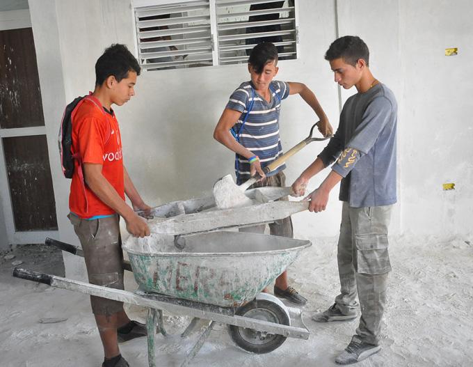 Próxima a concluir construcción de Hogar de Ancianos en Niquero