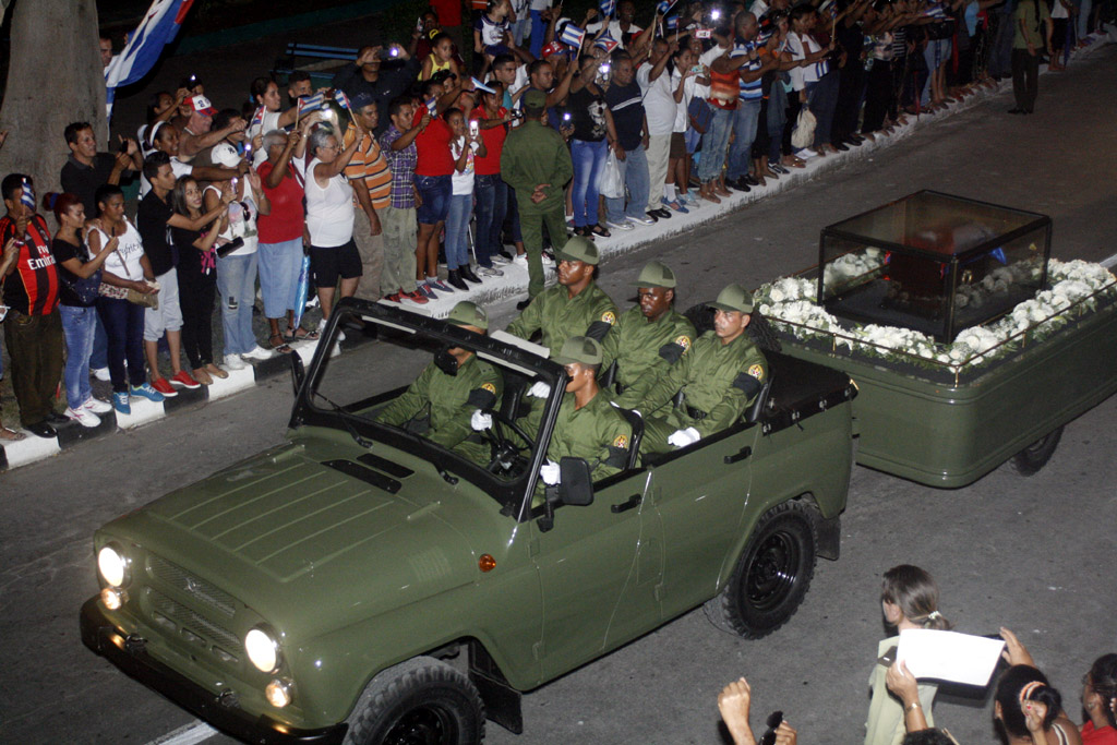 Fidel vuelve invicto a Bayamo (+ fotos)