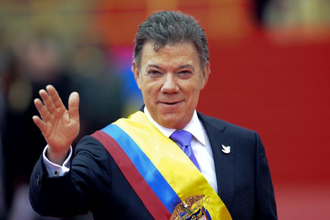 Santos recibirá Nobel de Paz en Noruega junto a víctimas de la guerra
