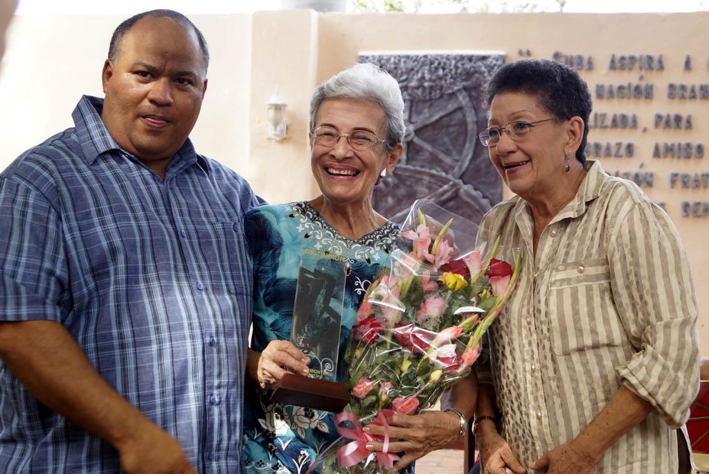 Leyla Reyes Poveda (Distinción Victor Montero)