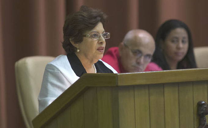 Lina Pedraza: Tenemos el deber de ser celosos con los recursos del Estado
