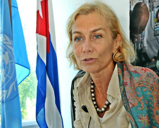 Coordinadora de ONU visitará zonas cubanas afectadas por Matthew