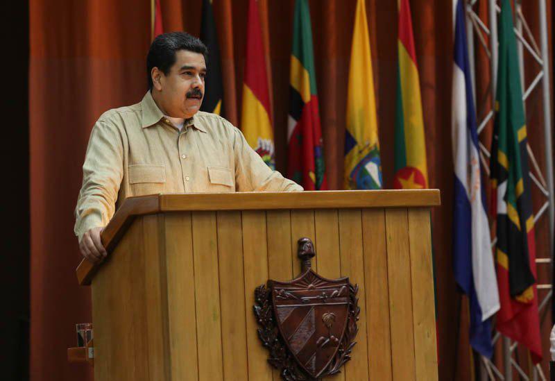 Afirmó Maduro que Fidel y Chávez dejaron tierra fértil para seguir sembrando (+ discurso)