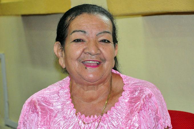 Nidia Zaldívar Machado: Una mujer enamorada de la vida