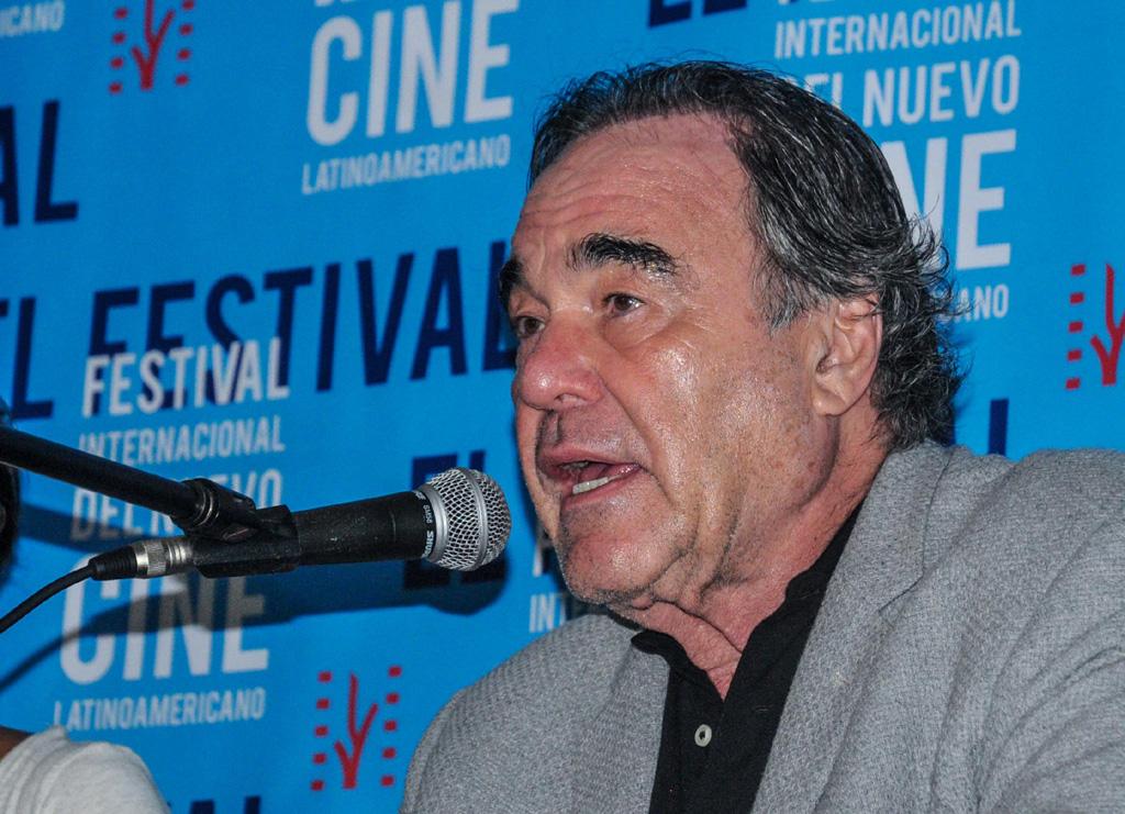 Oliver Stone: Las entrevistas con Fidel me ayudaron a comprender mejor la realidad
