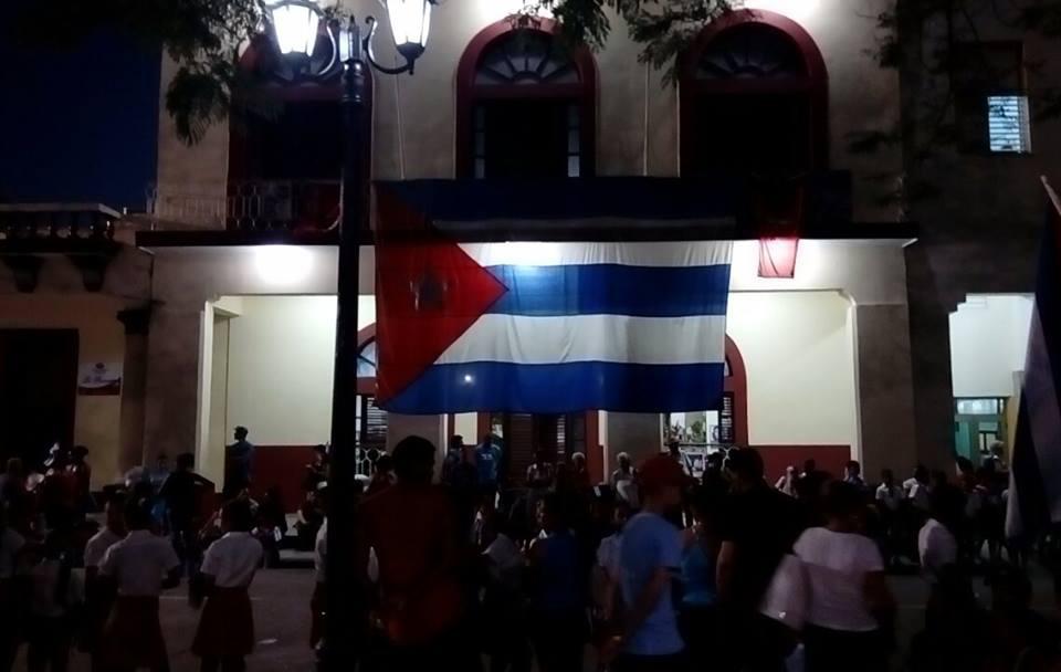 Plaza de la Patria espera a Fidel