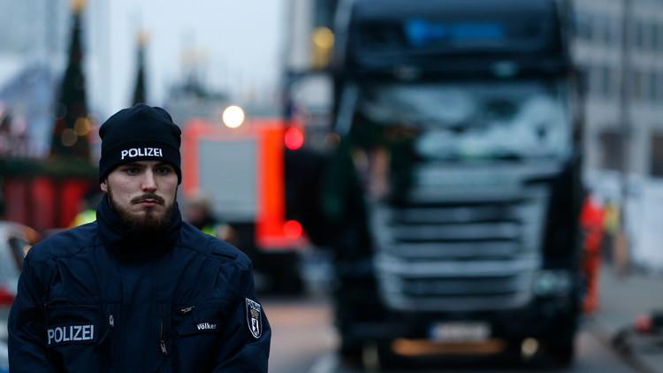 """Ministerio del Interior alemán: """"El sospechoso del atentado de Berlín es originario de Pakistán"""""""