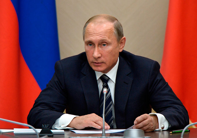 Putin descarta expulsión de diplomáticos de EE.UU.