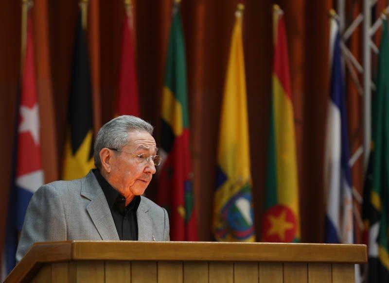 Raúl Castro: Venezuela, aquí están tus hijos (+ Declaración del ALBA y discurso)