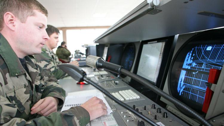 Radares rusos