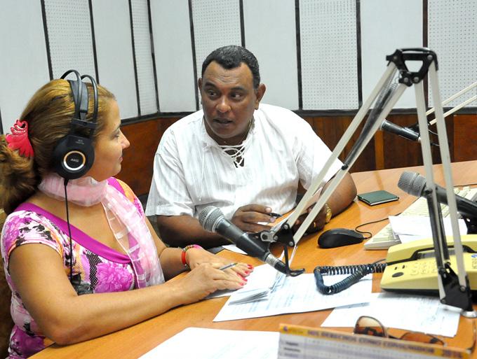 Al aire, Radio Portada de la LibertadFOTO/Rafael Martínez Arias