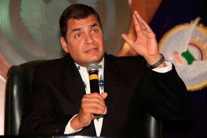 Presidente Correa da luz verde a Acuerdo Multipartes Ecuador-UE