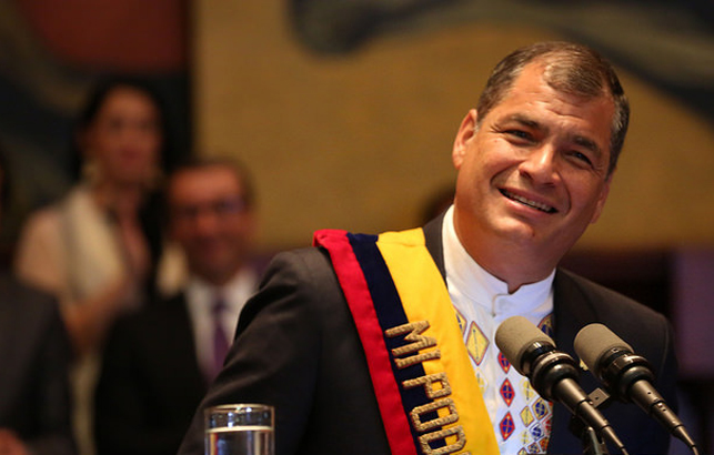 Saluda gobierno de Ecuador ratificación de acuerdo comercial con UE