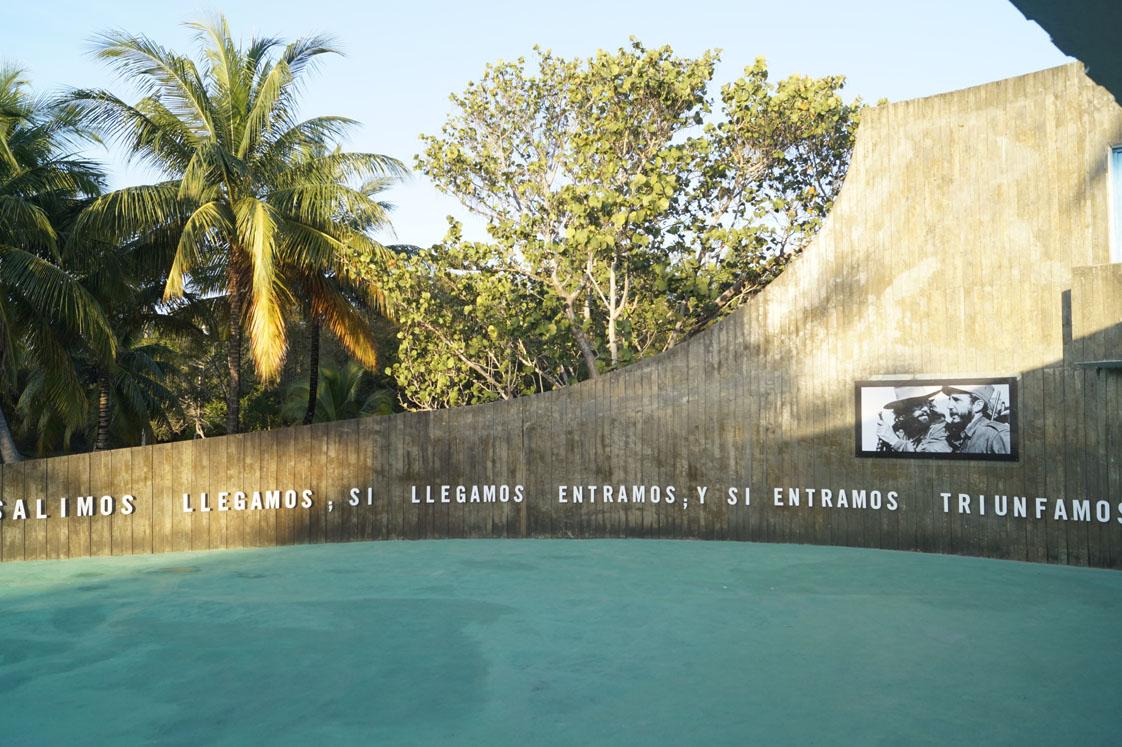 Rememoran 60 Aniversario del Desembarco del Granma 3