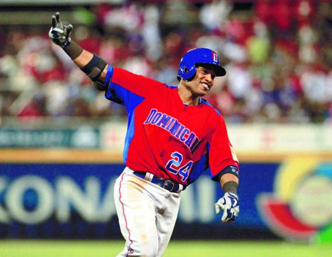 Dominicanos van con todo al IV Clásico Mundial de Béisbol