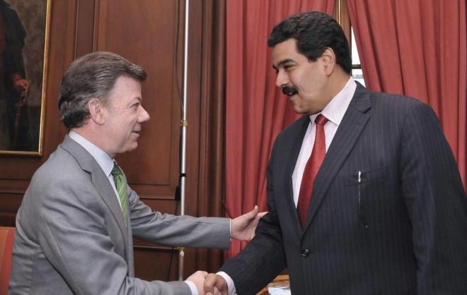 Presidentes de Colombia y Venezuela acuerdan abrir frontera progresivamente