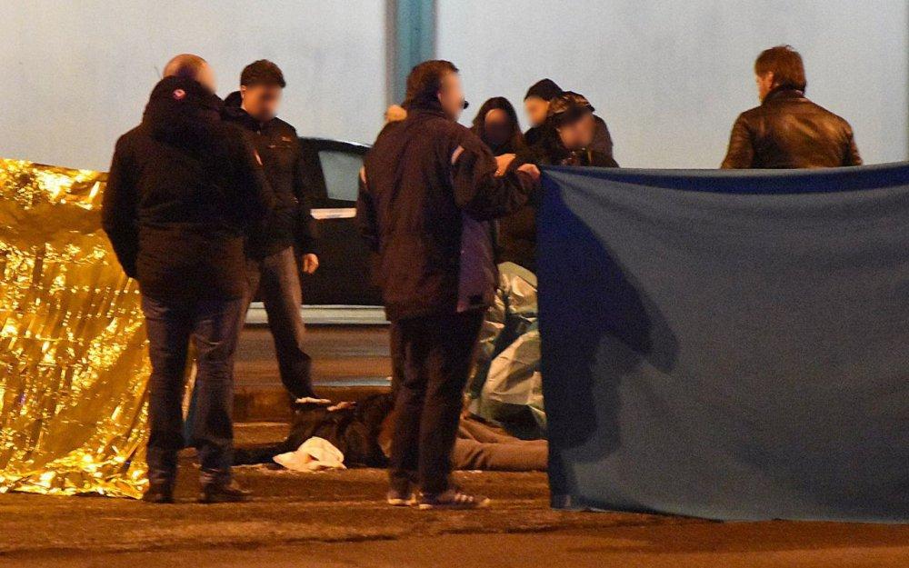 El sospechoso del ataque de Berlín muere en un tiroteo en Milán (+ fotos)