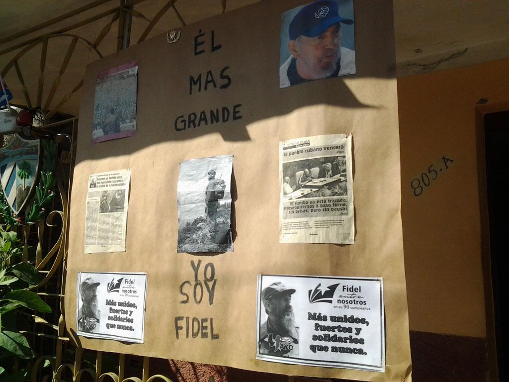 Tributo a Fidel