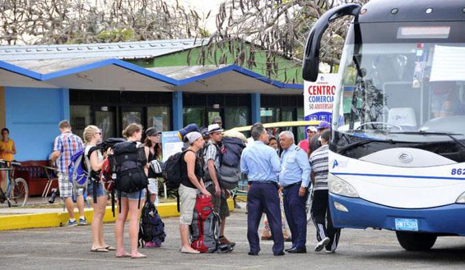 Recibió Cuba cuatro millones de visitantes internacionales