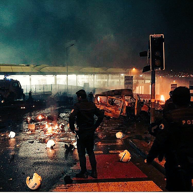 Dos fuertes explosiones sacuden el centro de Estambul (+ fotos y videos)