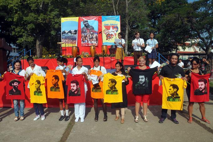 Para la juventud cubana, otro año grande a la vista