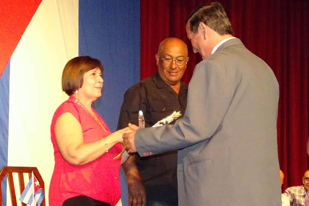Dedican a Fidel, Claustro solemne por aniversario 40 de la Universidad de Granma