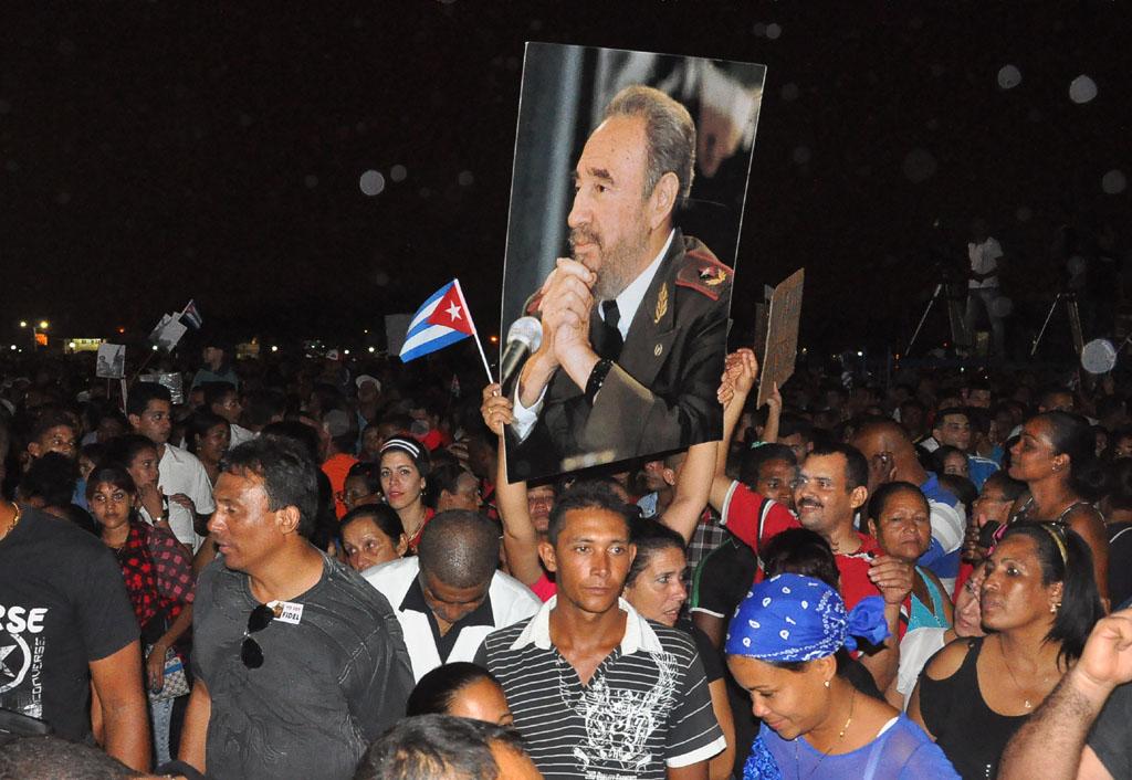 Vigilia Plaza de la Revolución 5