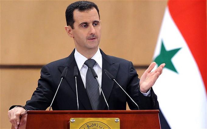 al-assad-siria