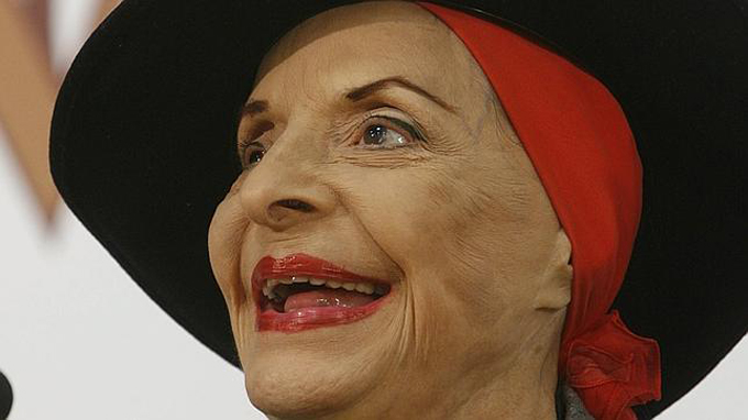 Legendaria bailarina cubana Alicia Alonso cumple 96 años de vida
