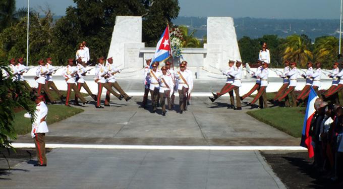 Cuba conmemora hoy la caída en combate de Antonio Maceo