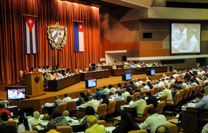 Convocan a sesión ordinaria de Parlamento cubano