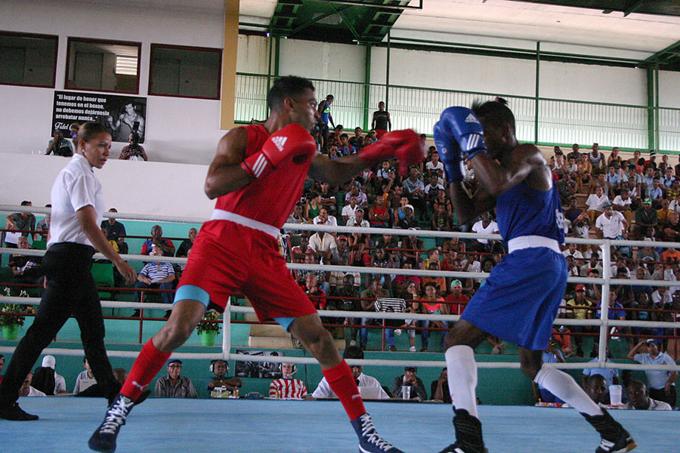 Cuba cuenta con nuevo grupo de talentosos boxeadores