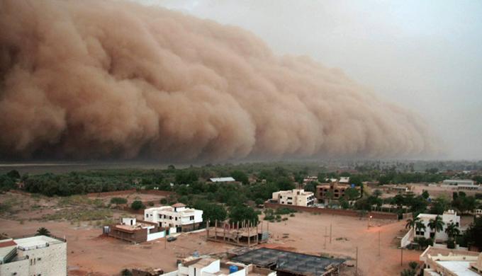 Este será el primer país inhabitable por culpa del cambio climático