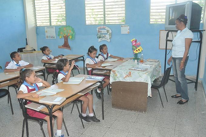 Escuela especial Félix Varela, Granma FOTO / Luis Carlos Palacios Leyva