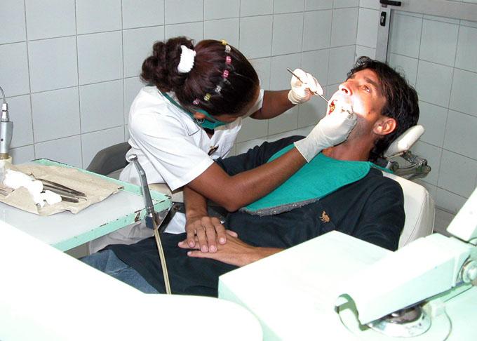 Utilizan con buenos resultados la MNT en la Estomatología