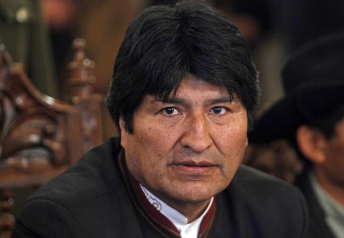 Evo Morales condena asesinato del embajador de Rusia en Turquía