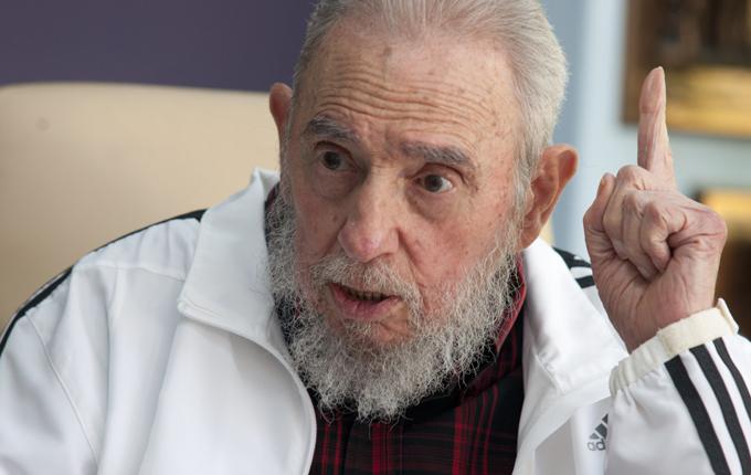 Parlamento cubano honra a Fidel Castro