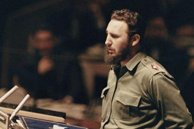 Asamblea General ONU recuerda a Fidel Castro con minuto de silencio
