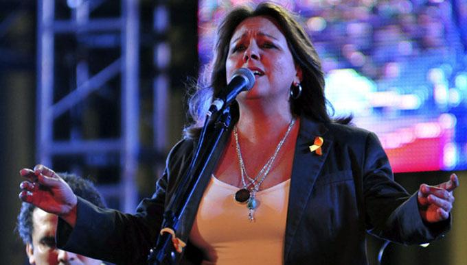 Liuba María Hevia estrenará nuevo disco en 2017
