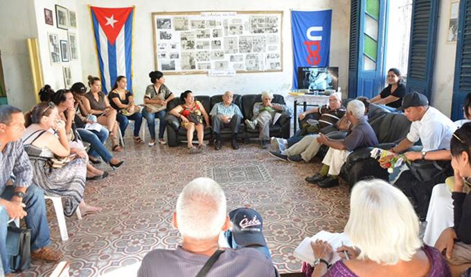 Fidel nos enseñó a ser periodistas