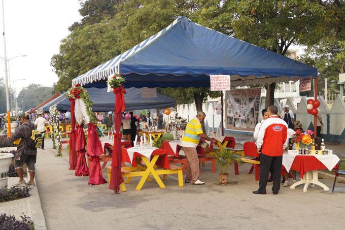 Alistan preparativos para Feria de fin año en Granma