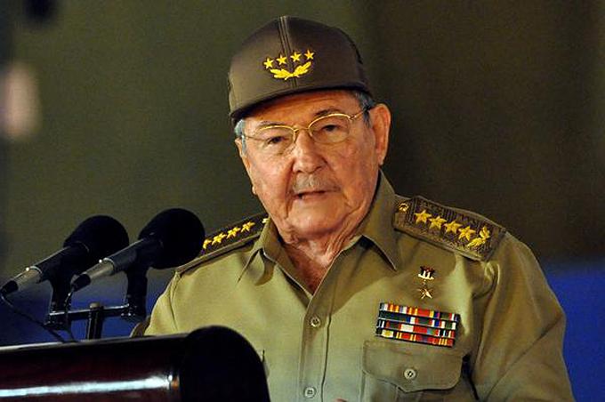 Hablará Raúl en homenaje a Fidel Castro en Santiago de Cuba
